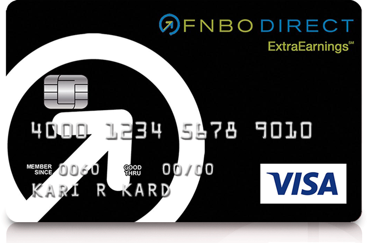 Extra Earnings Visa Card